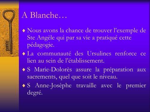 Une pédagogie de l'initiation - Blanche de Castille