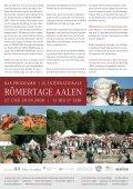 RÖMERTAGE AALEN - Antike Heilkunde - Seite 2