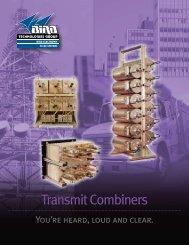 Transmit Combiners - Aspen Electronics