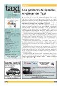 Los gestores de licencia, el cáncer del Taxi - Stac - Page 3