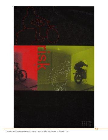 Risk/Riesgo - Rafael Lozano-Hemmer