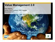 What is Value Management? - SCAV/CSVA