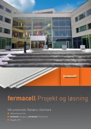 fermacell VIA universitet, Randers