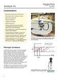 Misurazione di livello radar - Rosemount TankRadar - Page 6