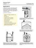 Misurazione di livello radar - Rosemount TankRadar - Page 7