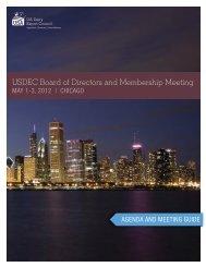 USDEC Board of Directors and Membership Meeting