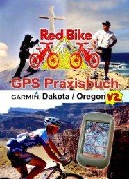 GPS Praxisbuch Dakota/Oregon Version 2 - Red Bike