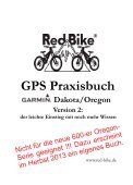 GPS Praxisbuch Dakota/Oregon Version 2 - Red Bike - Seite 2