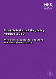 Download [519kb] - The Scottish Renal Registry