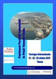 Scarica il programma - Italia Nostra