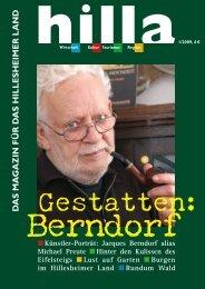 Berndorf - Hilla Magazin