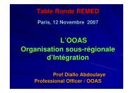 (Microsoft PowerPoint - L'OOAS, organisation sous-r ... - ReMeD