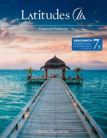 Latitudes Maldivas - Travelplan - Mayorista de viajes