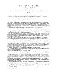 Ordin nr. 27 din 10/01/2007 - Aquademica