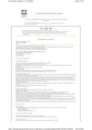 Page 1 of 2 Accusé de reception - 10-213968 14/10/2010 http ...