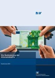 Besteuerung der Alterseinkünfte.pdf - IG BCE Bonusagentur