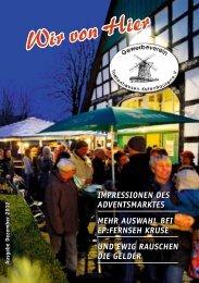 Dezember 2012 - Gewerbeverein Todtenhausen-Kutenhausen eV