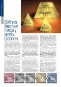 ESAN lanza Maestría en Finanzas y Derecho Corporativo - Page 4