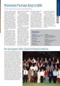 ESAN lanza Maestría en Finanzas y Derecho Corporativo - Page 5