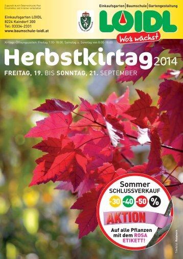Herbstkirtag2014