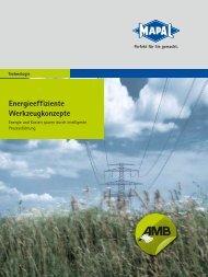 Energieeffiziente Werkzeugkonzepte - MAPAL Dr. Kress KG
