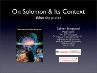 Solomon Quadchart - Rensselaer Artificial Intelligence and ...