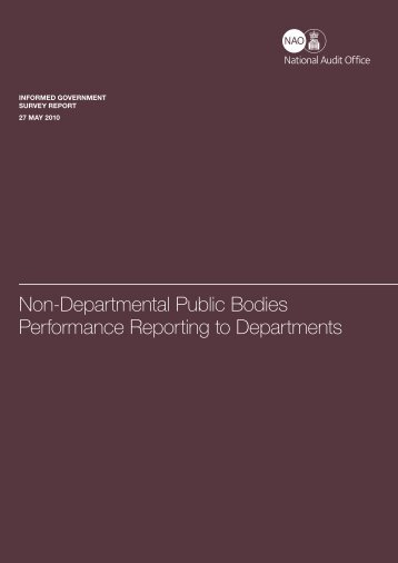Full report (pdf - 599KB) - National Audit Office