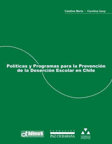 2002-08-03_Políticas-y-programas-para-la-prevención-de-la-deserción-escolar-en-Chile
