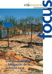 Energía sostenible – Mitigación de la pobreza rural - CubaEnergia