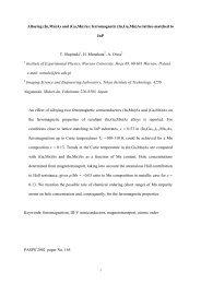 (Ga,Mn)As: ferromagnetic - ResearchGate