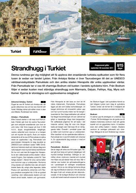 solresor turkiet all inclusive