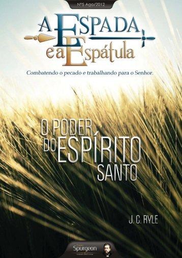Revista - Projeto Spurgeon