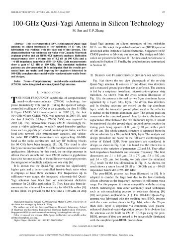 technical terms used in vlsi semi conductor Abstract: luxtera has implemented complete photonic transceiver technology in the hip7 013 mum soi cmos process at freescale semiconductor, enabling optical communications directly to and from a cmos die with the exception of the co-packaged laser, all optical functions are implemented in using.