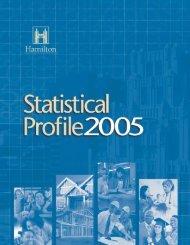 Statistical Profile 2005 - Hamilton Economic Development