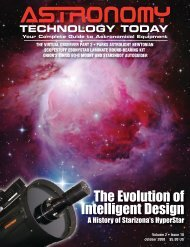 Cover Pages Issue 17.qxd:1 - Astronomy Technology Today
