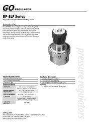 BP-8LF Series