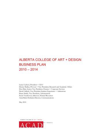 Business plan help alberta