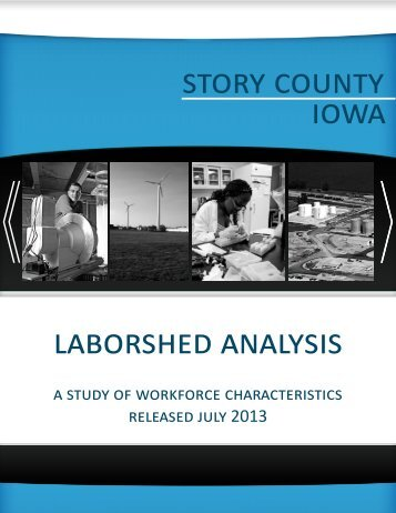 Story County Area 2013 - Iowa Workforce Development