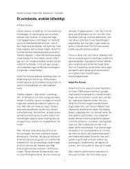 3 sider, pdf-fil (39k) - Hotel Pro Forma