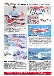 World Model - - almost ready to fly serie - Nedlastinger - Norwegian ...