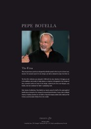 Pepe Botella - designers profile - White Gallery