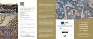 Descargar programa en español - Alhambra y Generalife