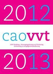 CAO VVT 2012-2013