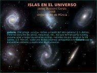 Galaxia - Proyecto Webs - Universidad de Murcia