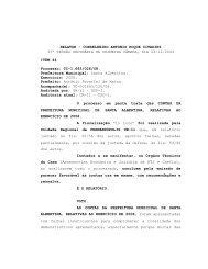 RELATOR - CONSELHEIRO ANTONIO ROQUE CITADINI 33ª ...