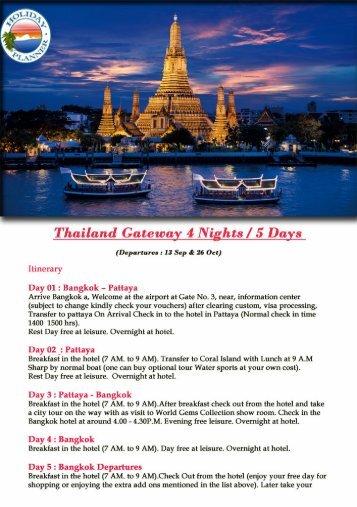 thailand gateway