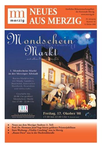 NEUES AUS MERZIG - Stadt Merzig