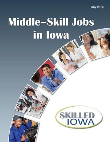MiddleSkills2013_Final - Iowa Workforce Development Agency Portal