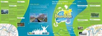 Programme des Blue days - Agence de l'eau Artois Picardie