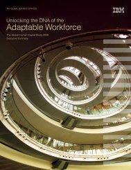 Adaptable Workforce